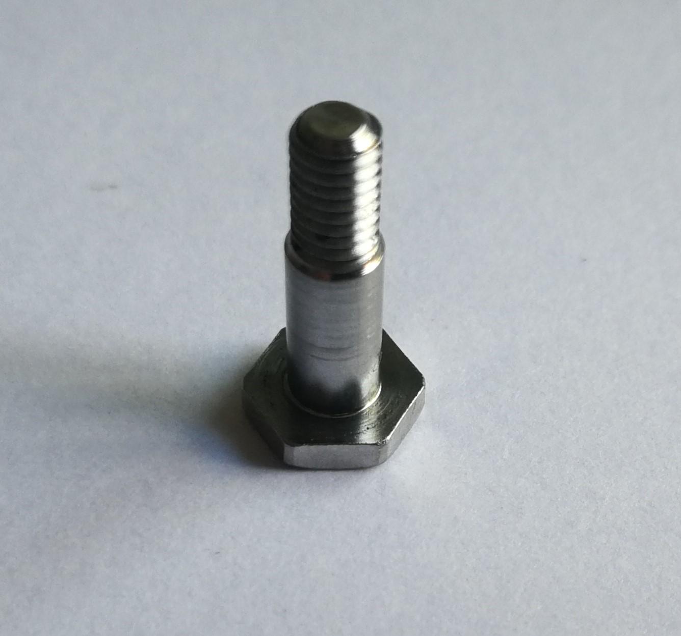 南京医疗用不锈钢六角固定螺钉